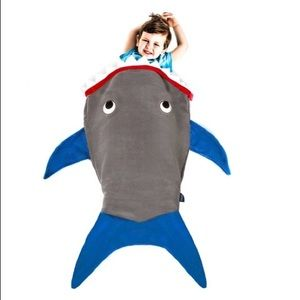 Blankie Tails Shark Blanket for Toddlers